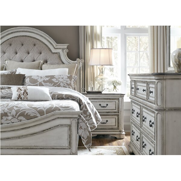 Niels Panel Configurable Bedroom Set by One Allium