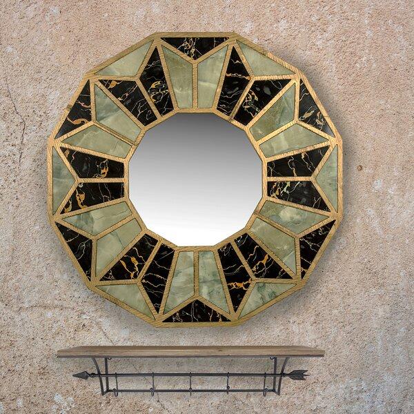 28 Inch Round Wall Mirror Wayfair