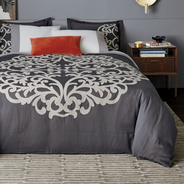 Victoire Duvet Set By Dwellstudio.