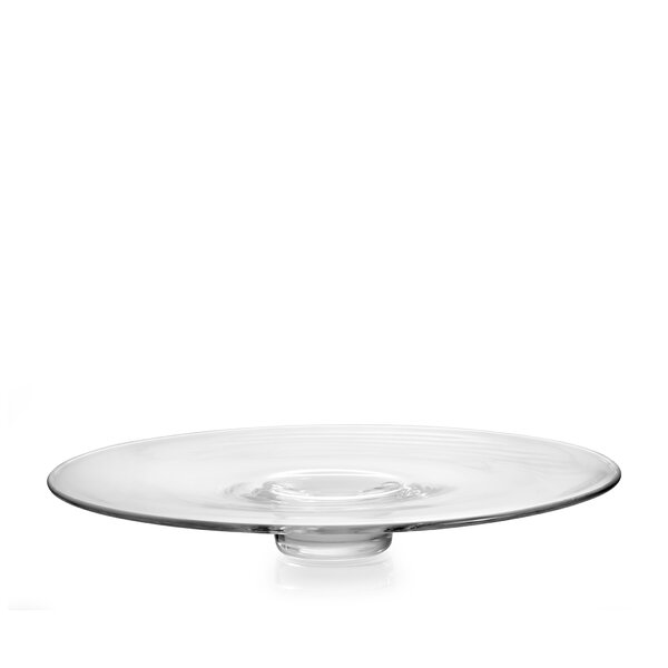 Round Platter by Nambe
