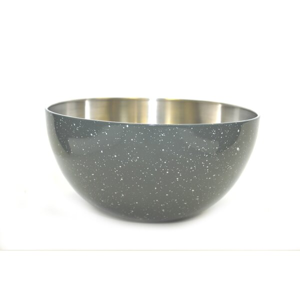 Granite Design Stainless Steel Mixing Bowl by p!zazz