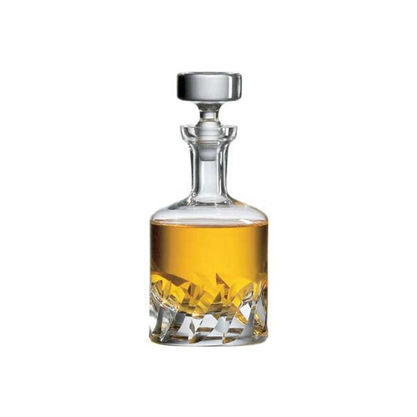 Distiller Decanters Beveled Blade Decanter by Ravenscroft Crystal