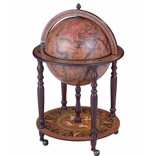 Globe Mini Bar   Wayfair
