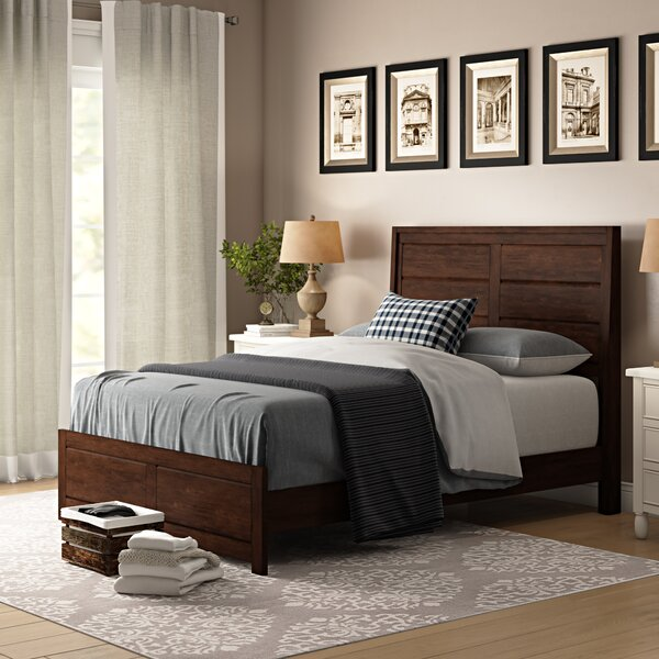 Augusta Standard Bed by Wrought Studio
