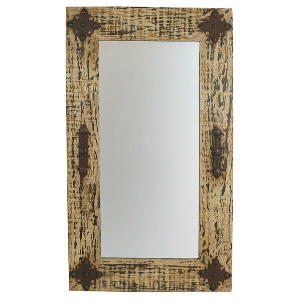 Rectangle Accent Mirror by Bloomsbury Market