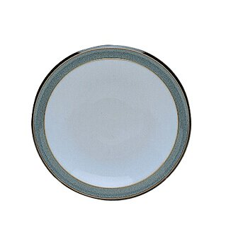 Jet 7.25 Tea Plate (Set of 4) by Denby
