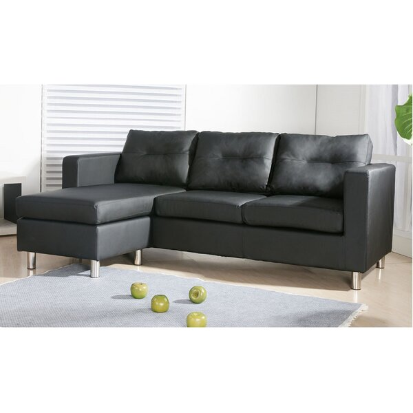 Home & Outdoor Rosaline Reversible Sectional