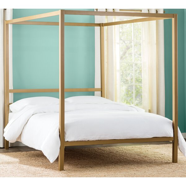 Stanley Canopy Bed by Mercer41