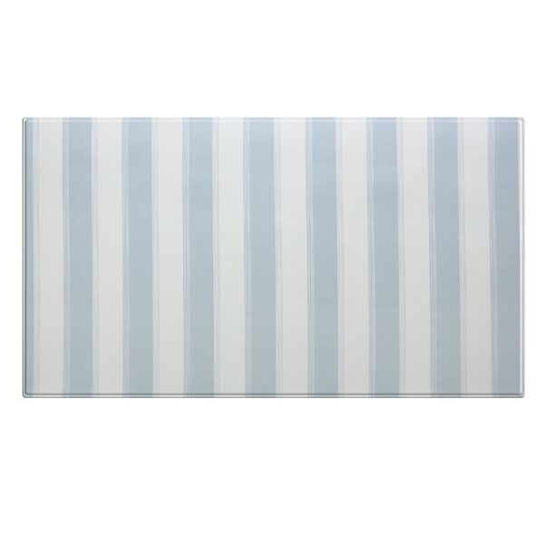Victoria Blue/White Outdoor Area Rug by Soft Modern Rug