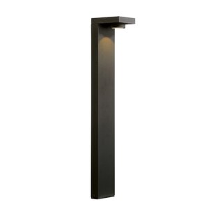 Reviews Outdoor 1 Light LED Bollard Light By Eurofase