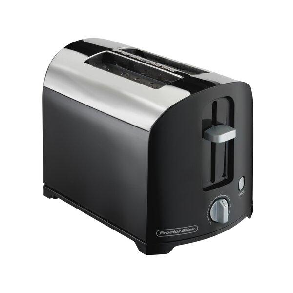 2-Slice Proctor Silex Toaster by Hamilton Beach