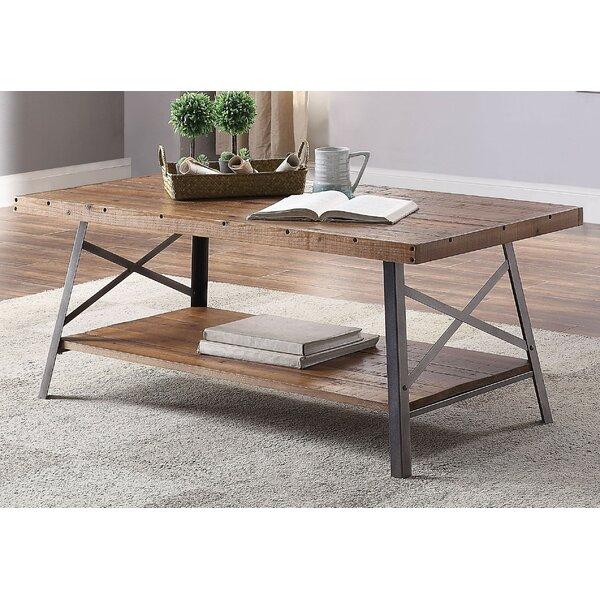 Addyson Coffee Table With Storage By Gracie Oaks