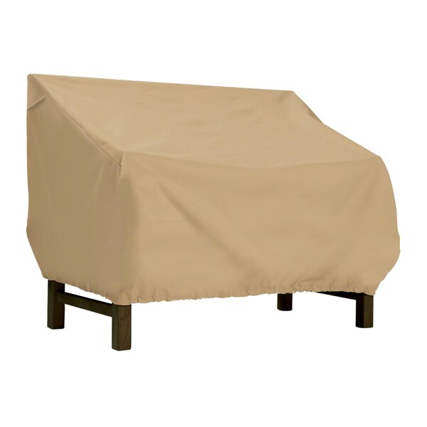 Singer Patio Bench / Loveseat Cover by Freeport Park