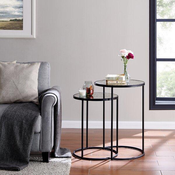 Springville 2 Piece Nesting Tables (Set Of 2) By Brayden Studio