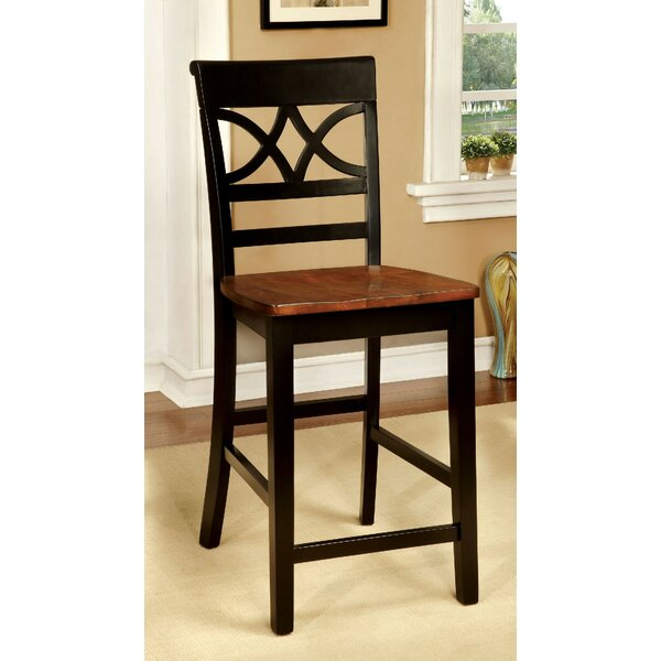 Odis Counter Height Dining Chair (Set of 2) by Canora Grey