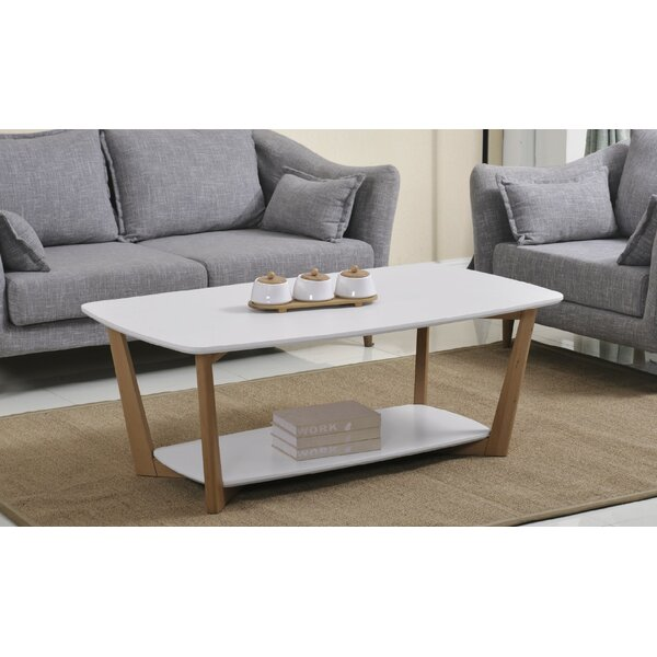 Simmon Coffee Table by Wrought Studio