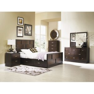Key West Panel Configurable Bedroom Se..