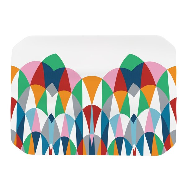 Modern Day Arches Placemat by KESS InHouse