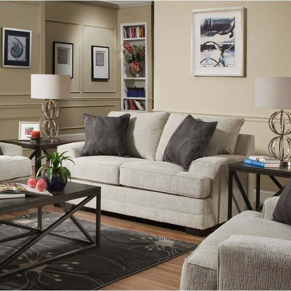 Online Shopping Discount Henthorn Loveseat by Alcott Hill by Alcott Hill
