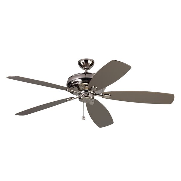 60 Hammersdale 5 Blade Ceiling Fan by Charlton Home