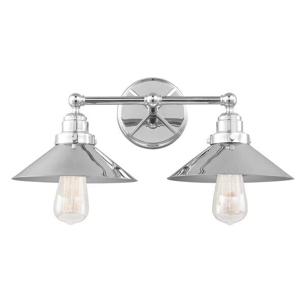 Gardiner 2-Light Vanity Light by Trent Austin Design