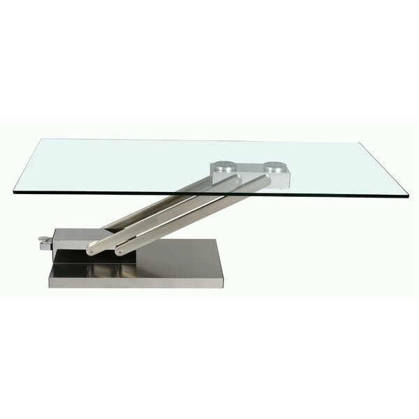 Ryan Coffee Table by Chintaly Imports