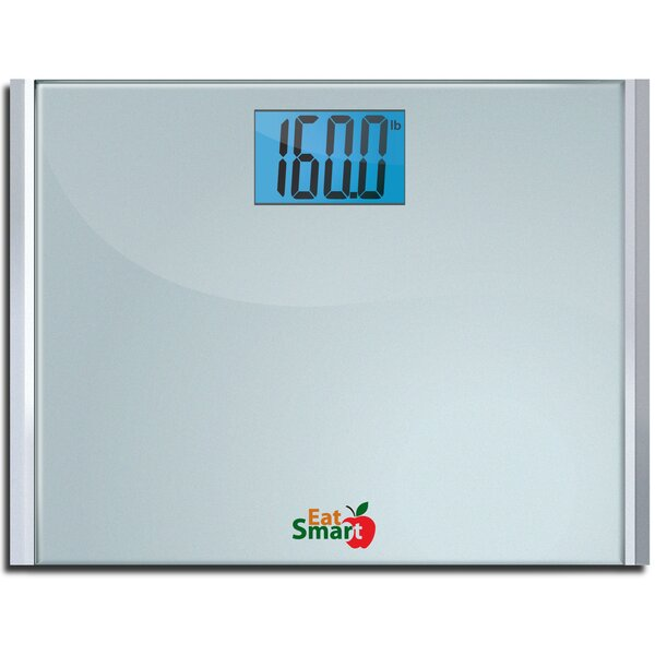 Precision Plus Bathroom Scale by EatSmart