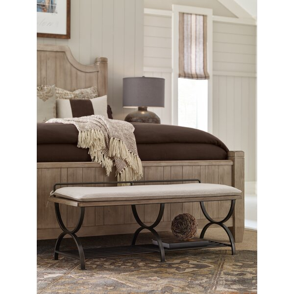Monteverdi Upholstered Bench by Rachael Ray Home Rachael Ray Home