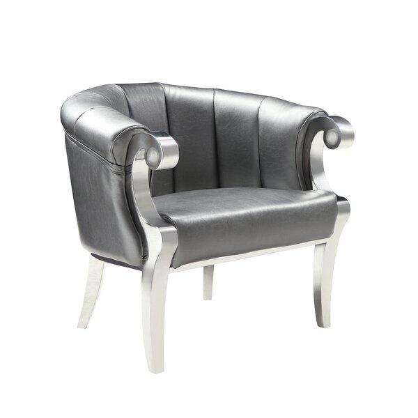 Odette Barrel Chair by Rosdorf Park