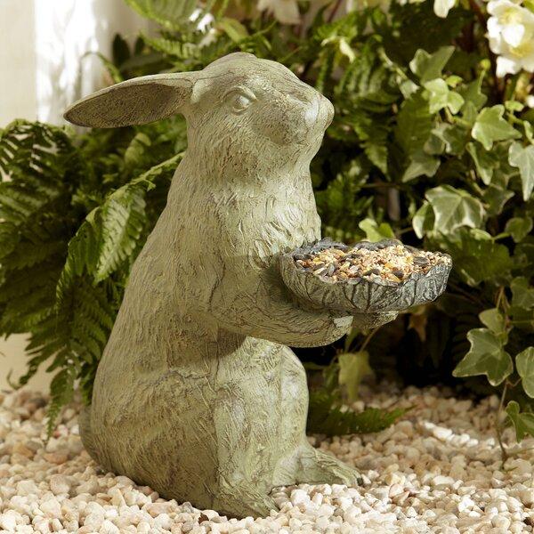 Bunny Bird Feeder by Birch Lane™