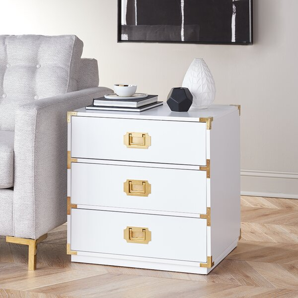 Loren End Table by DwellStudio