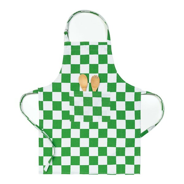 Taliyah Cotton Chef Apron by Winston Porter