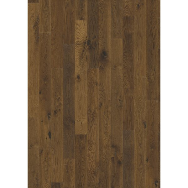 Spirit 5 Engineered Oak Hardwood Flooring in Harbor by Kahrs