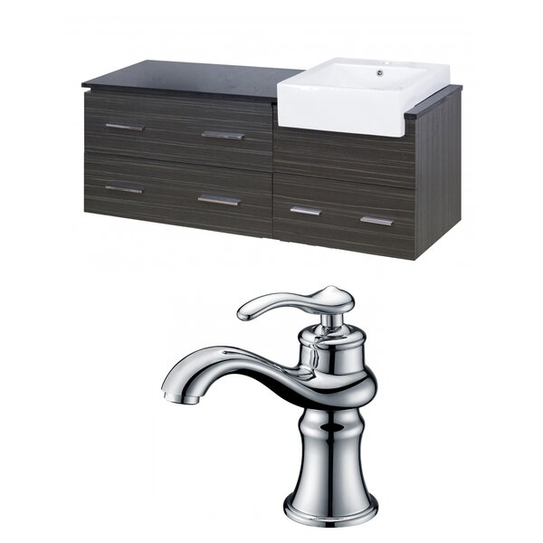 Xena Farmhouse 60 Single Bathroom Vanity Set by American Imaginations
