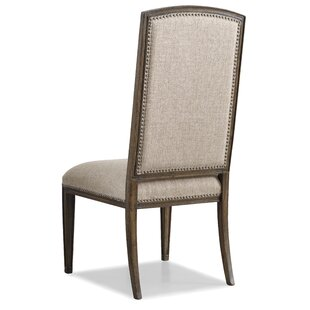 Comparison Rhapsody Upholstered Dining Chair (Set of 2) by Hooker Furniture