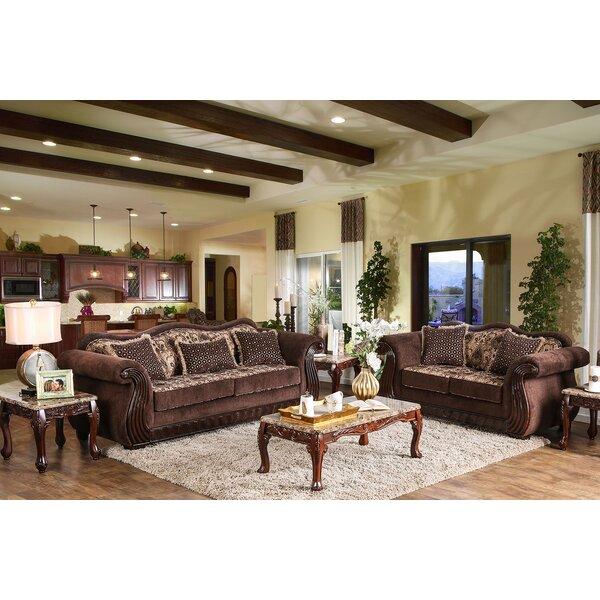 Seema 2 Piece Living Room Set by Astoria Grand