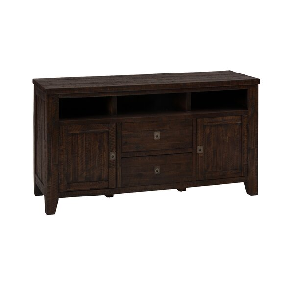 Cadwallader Solid Wood TV Stand for TVs up to 65