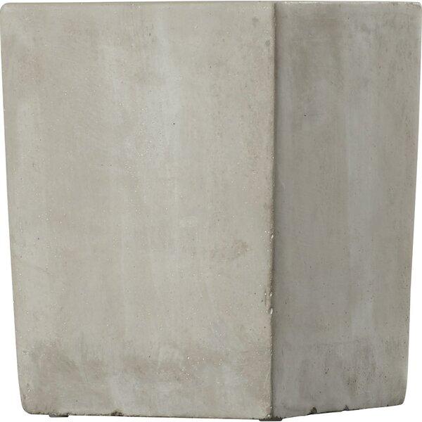 Industrial Garden Cement Planter Box by Sage & Co.