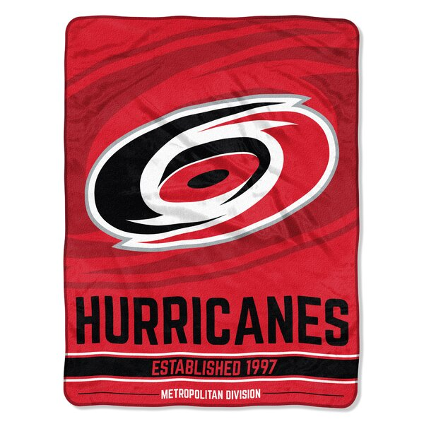 NHL Breakaway Micro Raschel Beach Towel by Northwest Co.