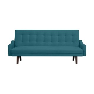 Westbrooks Convertible Sofa Bed by George Oliver SKU:AB952771 Guide