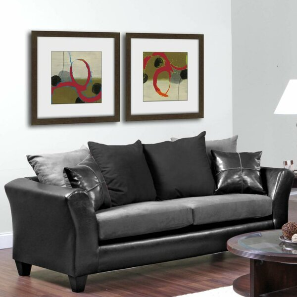 Shop Up And Coming Designers Gamma Sofa by Chelsea Home by Chelsea Home