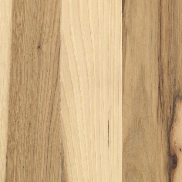 Randhurst Map SWF 2-1/4 Solid Hickory Hardwood Flooring in Natural by Mohawk Flooring