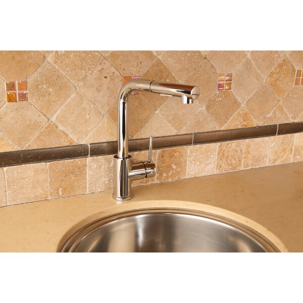 Bronwen Pull Out Single Handle Kitchen Faucet