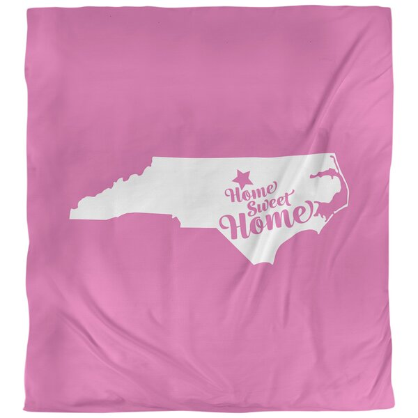 Home Sweet Durham Duvet Cover