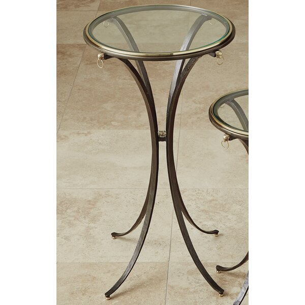 Ram Ring End Table by Global Views