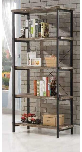 Cieslak Etagere Bookcase by Williston Forge