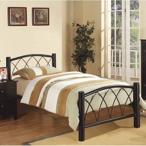 Daggett Panel Bed by Harriet Bee