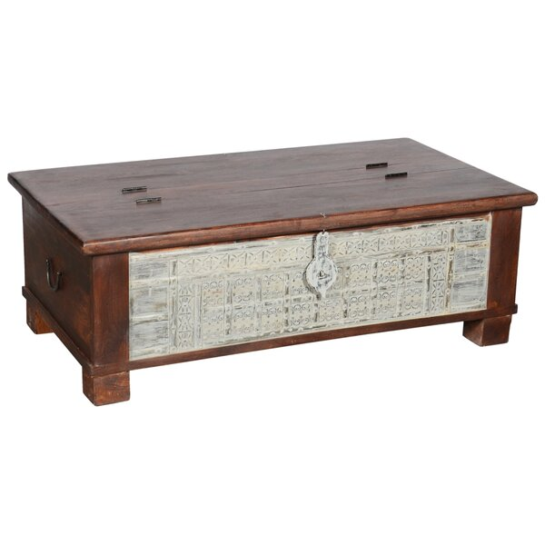 Baney Coffee Table Trunk By Bungalow Rose