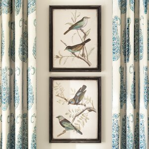 2 Piece Maisly Bird Wall Decor Set by Darby Home Co