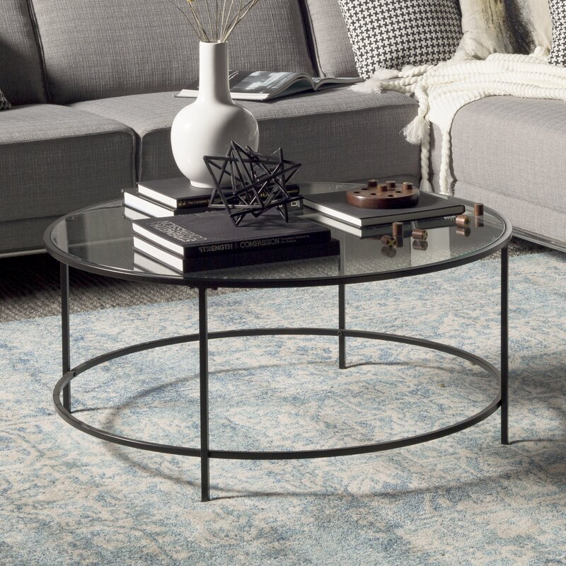 Mercury Row Casanova Coffee Table & Reviews